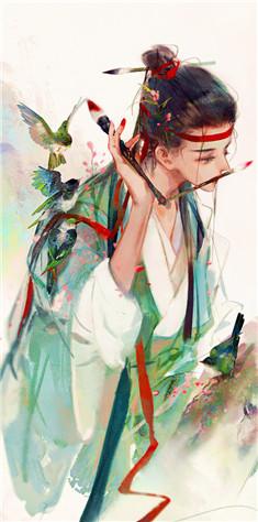 李研傅慎行后庭花
